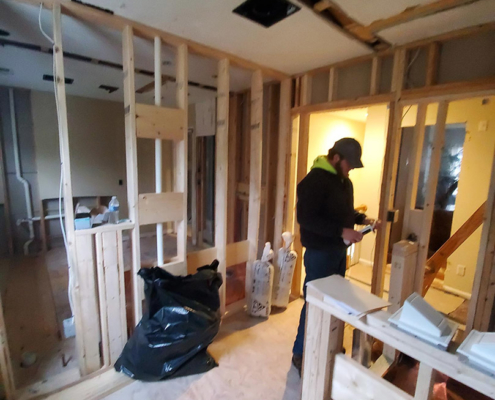 Plastering Services New Bedford MA